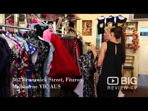 Christines Vintage Clothing Store In Fitzroy Vic Selling Menswear And Womenswear