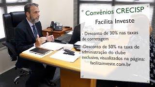 Facilita Investe - Convênios CRECISP