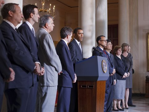 President Obama on Stabilizing the Auto Industry