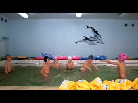 игры бассейне в для подвижные подростков
