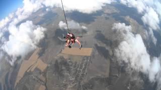 Клип Елена Михайленко Прыжок с парашюта