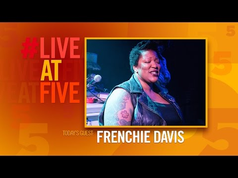 Broadway.com #LiveatFive with Frenchie Davis of THE VIEW UPSTAIRS