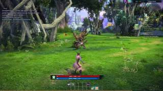 TERA Online: First Look At The Mystic Class