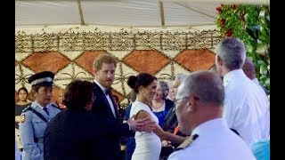 Royal Tour - Duke and Duchess of Sussex - Welcome to the Kingdom of Tonga