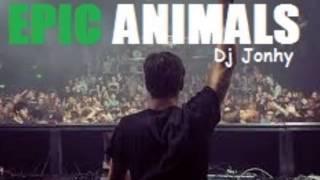 Martin Garrix vs Sandro Silva & Quintino - Epic Animals (dj jonhy mashup)