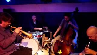 Lol Coxhill, Marcio Mattos, Steve Noble, Ian Smith @ Boat-ting 4.7.11