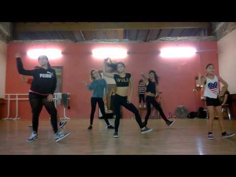 Get Ugly - Jason DERULO ! Stage de danse hip-hop Juin 2015 // Les ADOS ! Chorégraphie Enzo FABRE