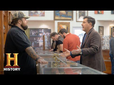 Pawn Stars: Napoleonic Era Sword (Season 14)   History