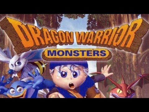 CGRundertow DRAGON WARRIOR MONSTERS for Game Boy Color Video Game Review