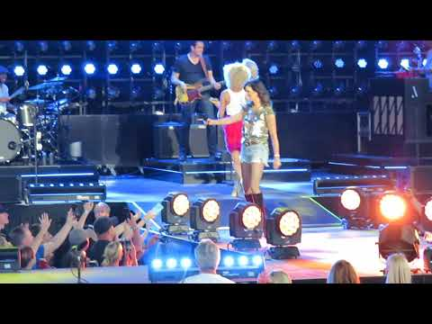 Tailgate Watch: Little Big Town performs the Summer Anthem