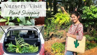 Come Plant Shopping to a Nursery with Me | Garden Up