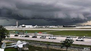 Miami International Airport (MIA) -- LIVE from PTZtv