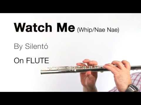 Watch Me (Whip/Nae Nae) on FLUTE