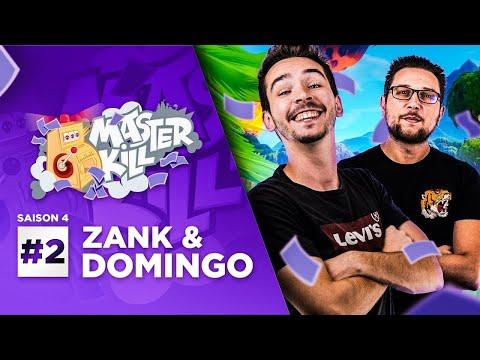 DOMINGO & ZANKIOH REMONTENT LE NIVEAU AU MASTERKILL !! (Saison 4 - Episode 2)