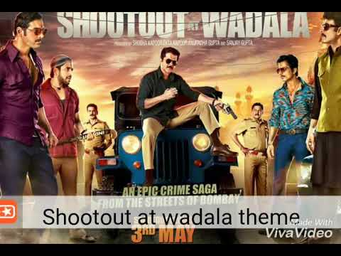 shootout at wadala theme music- john abraham-sonu sood- manoj bajpayee