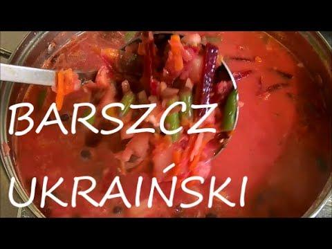 Barszcz Czerwony Ukraiński Przepis Na Obiad{HD 1050p}