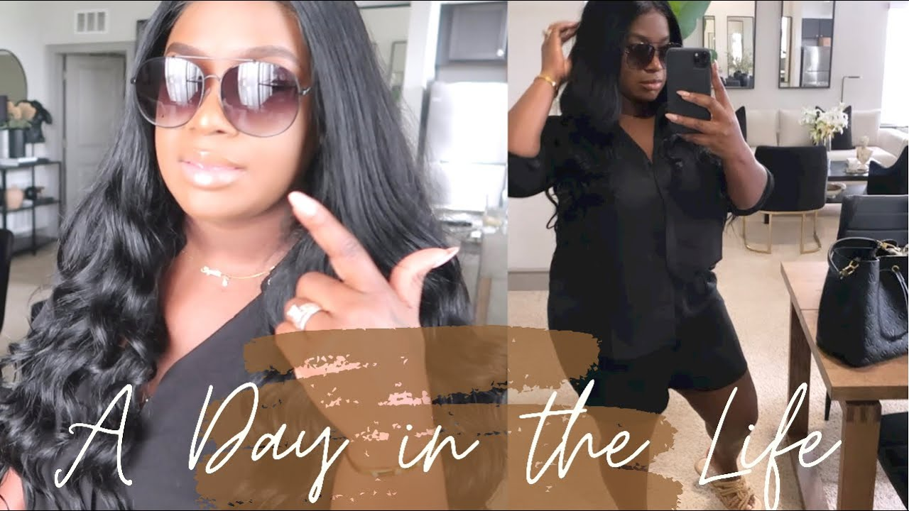 WEEKLY VLOG: I'M HAVING A BAD DAY|NEW LUXURY BAG + LUNCH DATES