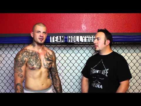Pat Garrett On His Upcoming Bout At Las Vegas MMA