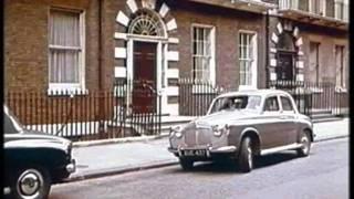 Classic British Cars - Rover P4 and P6