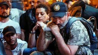 Армения: Пашинян продолжит борьбу до своего премьерства | НОВОСТИ