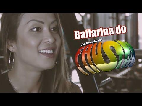 Historias Reais da Just Academia: Patricia Sayuri   Bailarina do Faustão