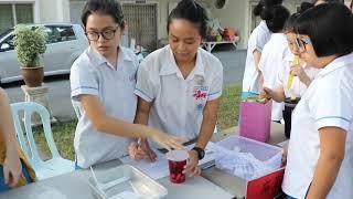 Astro《校园报报看》(689)- 槟城槟华女子独立中学《高三家政班》