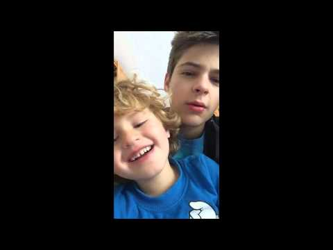 Snapchat: Corey Fogelmanis & August Maturo November 30  December 7 2015