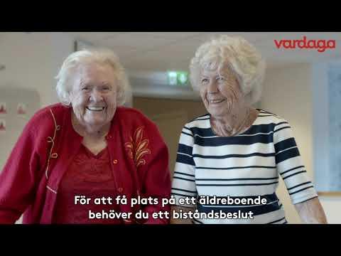 Vem får flytta till ett äldreboende?
