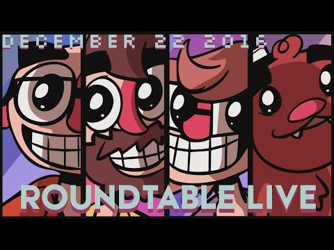 Roundtable Live! - 12/22/2016 (Ep.71) [2016 Indie Review]