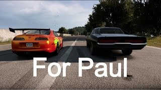 Forza Horizon 2- Paul Walker Tribute