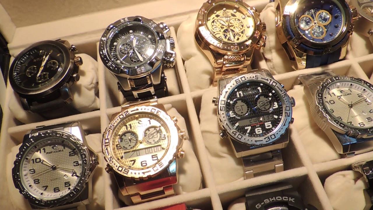 e5a31d1751f Fornecedores Relógios G Shock Invicta e Rip Curl A partir de R 35