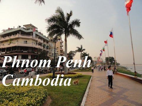 Cambodia/Phonem Penh (The Capital City)  Part 20