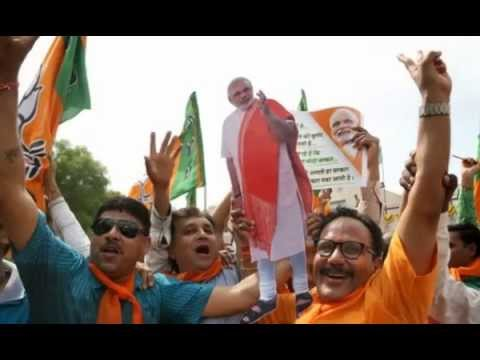 Indian election 2014 results: Modi and BJP secure massive victory