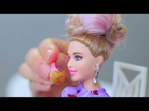 7 Mini Fast Food Für Barbie, Welches Ihr Auch Essen Könnt / Verrückte Tricks Für Deine Barbie