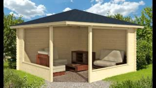 A Range Of Magnificent Wooden Garden Gazebos - Style To Suit Your Home