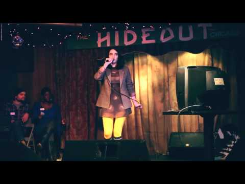 Karaoke Showdown at The Hideout