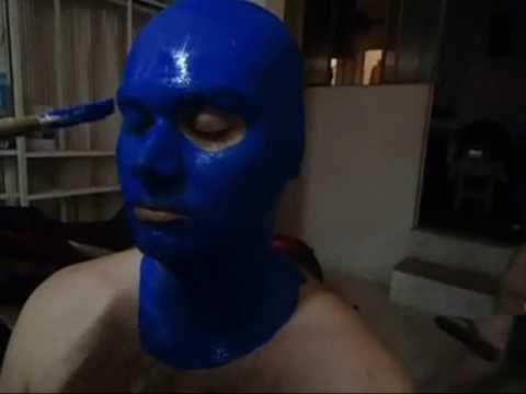 guilherme diego e jonas transformando em blue man group youtube
