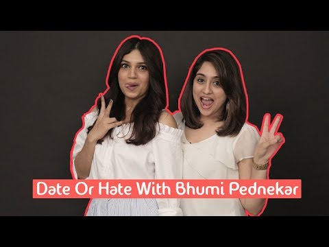 Thumbnail: Date Or Hate With Bhumi Pednekar | MissMalini Interview
