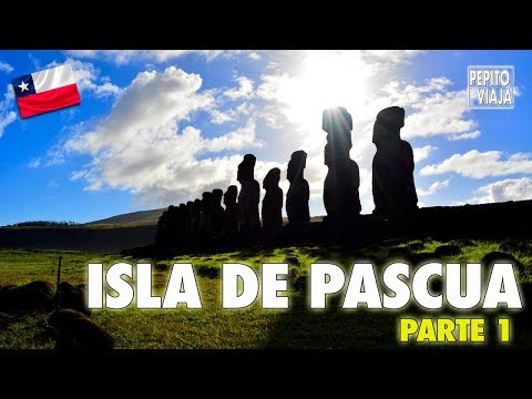 HOW TO GET TO EASTER ISLAND - CHILE #5 | Pepito Viaja