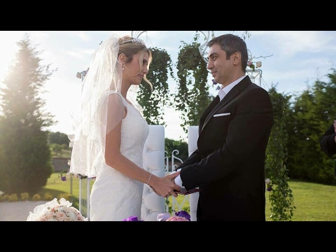 زواج مراد علمدار و ليلى كامل من وادي الذئاب الجزء 9 الحلقة 65+66+67