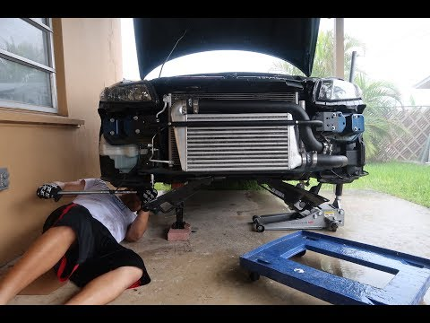 Installing Monster Turbo on 9th Gen Civic SI