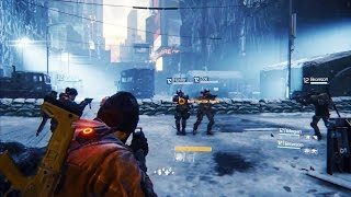 The Division Gameplay - FULL E3 2015 Gameplay Walkthrough Demo (XB1/PS4/PC)