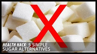 5 Simple Sugar Alternatives: Health Hacks- Thomas DeLauer