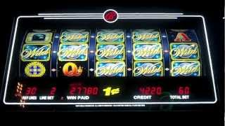 Bally - Moon Goddess Slot *BIG WIN* Over 400x my bet - Harrah