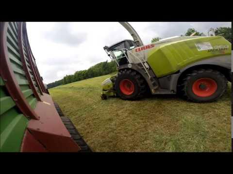 Maschinenring Hannover-Land Häckselgemeinschaft (Gras häckseln)