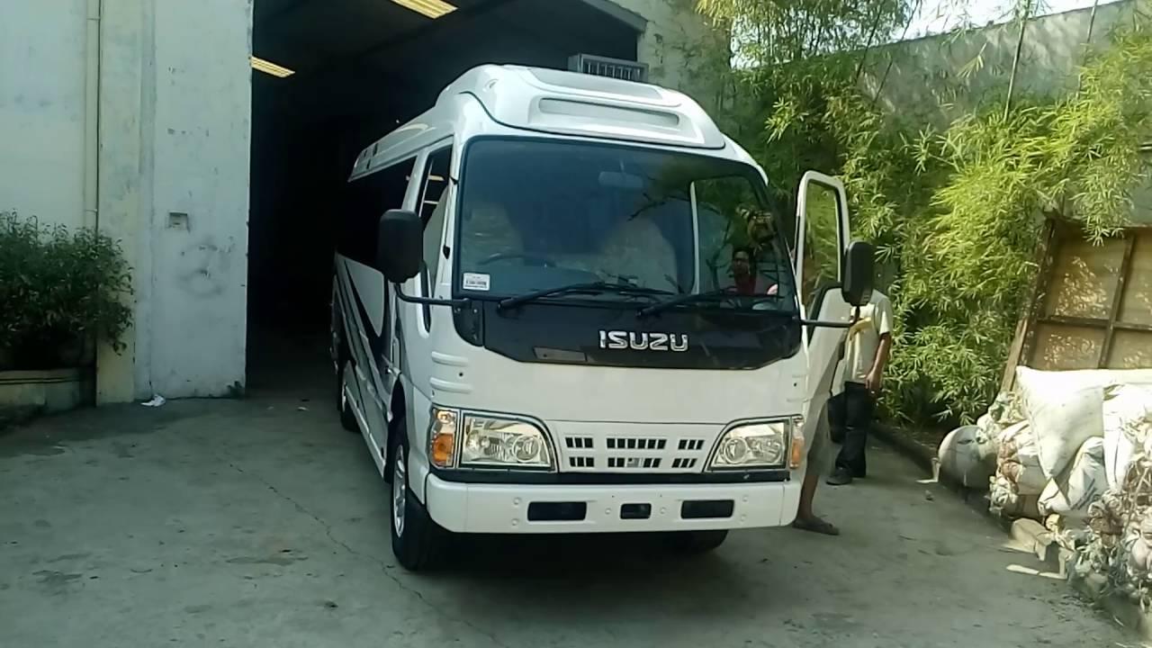 Caroseri Nugraha Isuzu Elf Long Jetbus