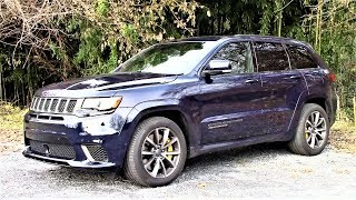Jeep TrackHawk Grand Cherokee Road Test & Review by Drivin