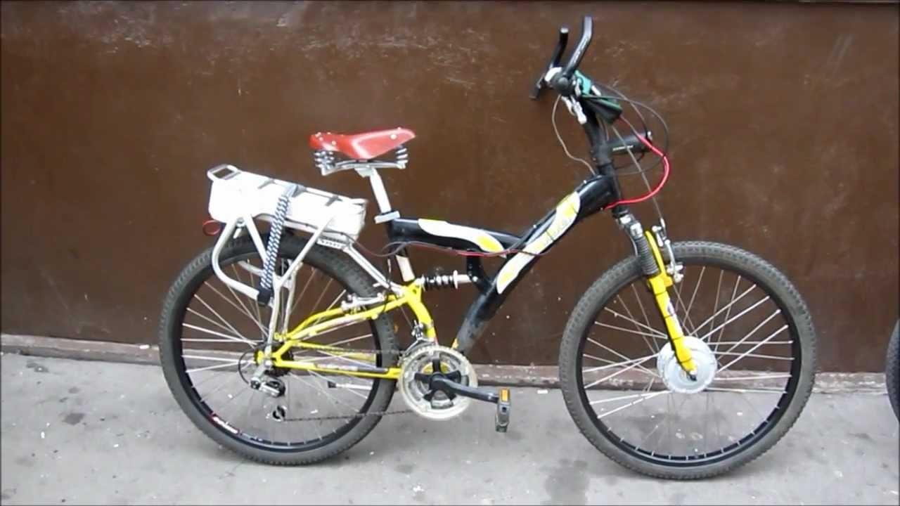 Виды велосипедов: горный велосипед двухподвес - YouTube
