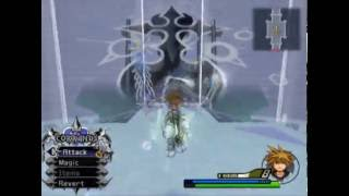 Kingdom Hearts 2 Gameplay (PC)