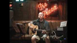 Pinball Wizard (acoustic Who cover) - Mike Masse